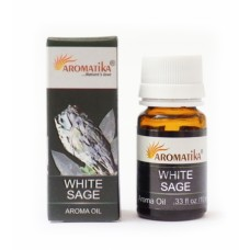 Эфирное масло Белый шалфей Aromatika Oil White Sage 10ml.