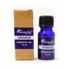 Эфирное масло Апельсин Aromatika Oil Orange 10ml.