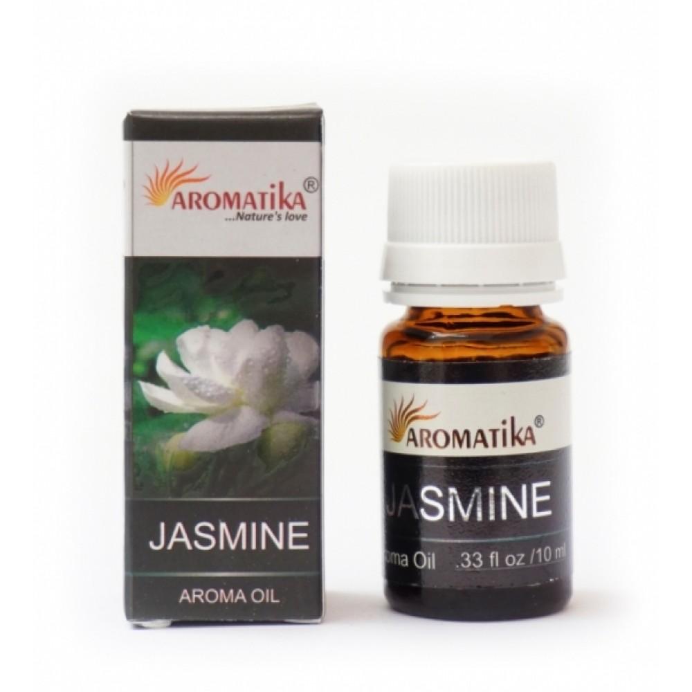 Эфирное масло Жасмин Aromatika Oil Jasmine 10ml.