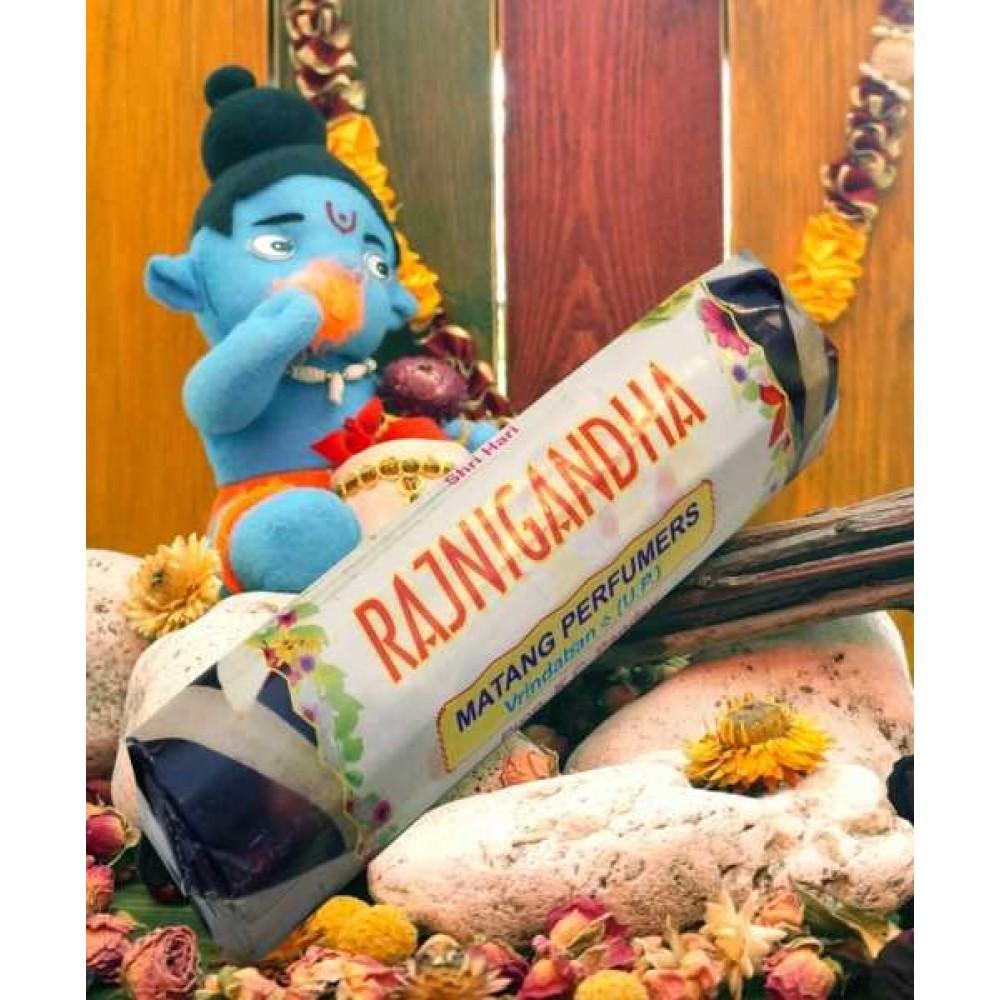 Благовония весовые Rajnigandha (Раджнигандха) 250 грамм упаковка MP