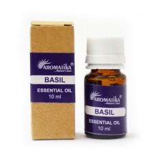 Эфирное масло Базилик Aromatika Oil Basil 10ml.