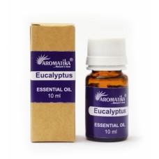 Эфирное масло Эвкалипт Aromatika Oil Eucaliptus 10ml.