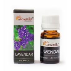 Эфирное масло Лаванда Aromatika Oil Lavendar 10ml.