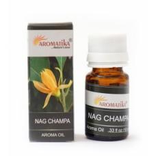 Эфирное масло Наг чампа Aromatika Oil Nag Champa 10ml.