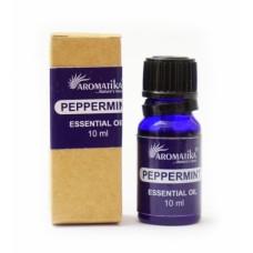 Эфирное масло Перечная мята Aromatika Oil Peppermint 10ml.