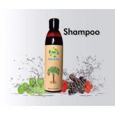 Аюрведический шампунь для роста волос Bioherbs Cosmetics 300 мл.