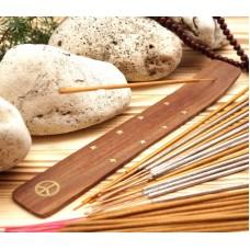 Подставка для аромапалочек деревянная ЛЫЖА Пацифик