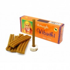 Аромапалочки Вибутхи Amogh dhoop Vibuthi 20 грамм