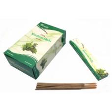 Ароматические палочки пыльцевые Гималайские травы Aromatika Himalayan Herbs