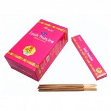 Благовония натуральные индийские аромапалочки Защита семьи Aromatika Vedic Family Protection