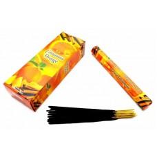 Ароматические палочки GR CINNAMON ORANGE Корица с апельсином