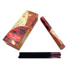Ароматические палочки Darshan ROSE SANDAL JASMINE Роза Сандал Жасмин
