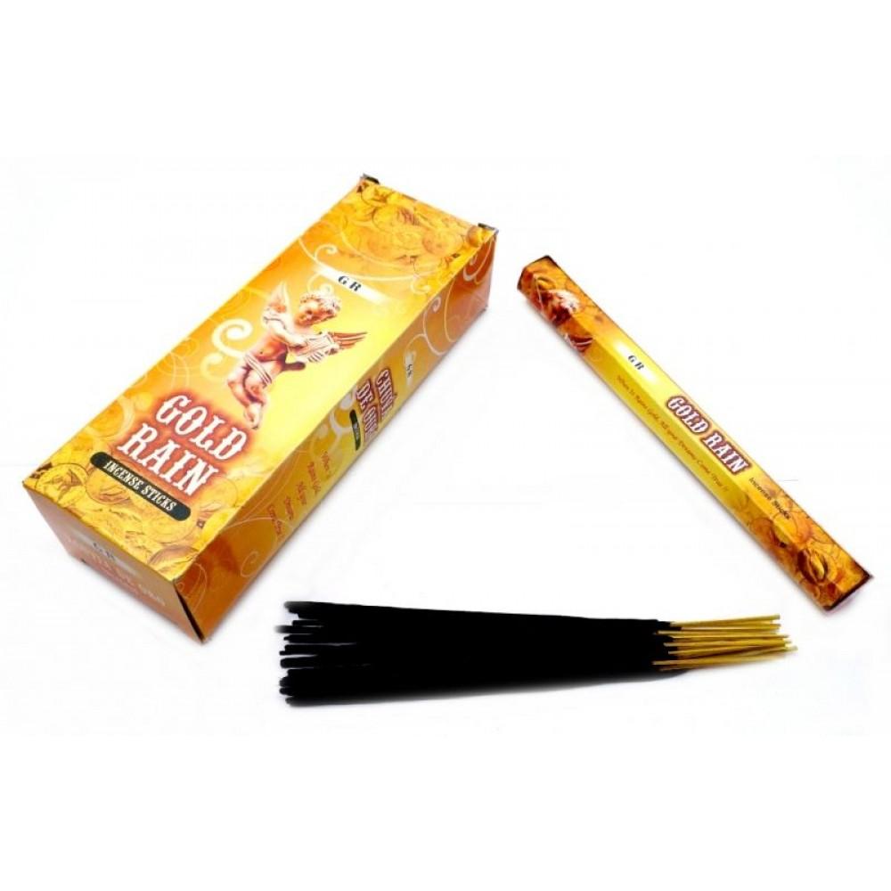 Ароматические палочки GR GOLD RAIN Золотой дождь