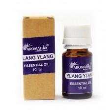 Эфирное масло Иланг иланг Aromatika Oil Ylang Ylang 10ml.