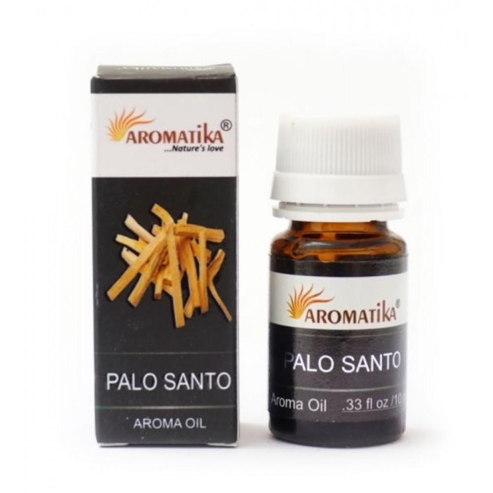 Эфирное масло Пало Санто Aromatika Oil Palo Santo 10ml.