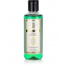 Масло для волос Амла и Брахми, 210 мл, производитель Кхади; Amla & Brahmi Herbal Hair Oil, 210 мл, Khadi
