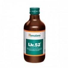 Liv.52 Syrop (Лив 52 Сироп) - растительный гепатопротектор для здоровья печени 100 мл