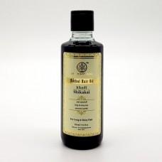 Масло для волос Шикакай, 210 мл, производитель Кхади; Shikakai Herbal Hair Oil, 210 ml, Khadi