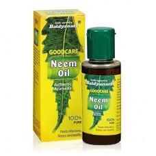 Neem oil (масло Ним) - для здоровья кожи 50 мл.