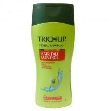 Шампунь против выпадения волос Тричуп, 200 мл, производитель Васу; Trichup Herbal Shampoo Hair Fall Control, 200 ml, Vasu
