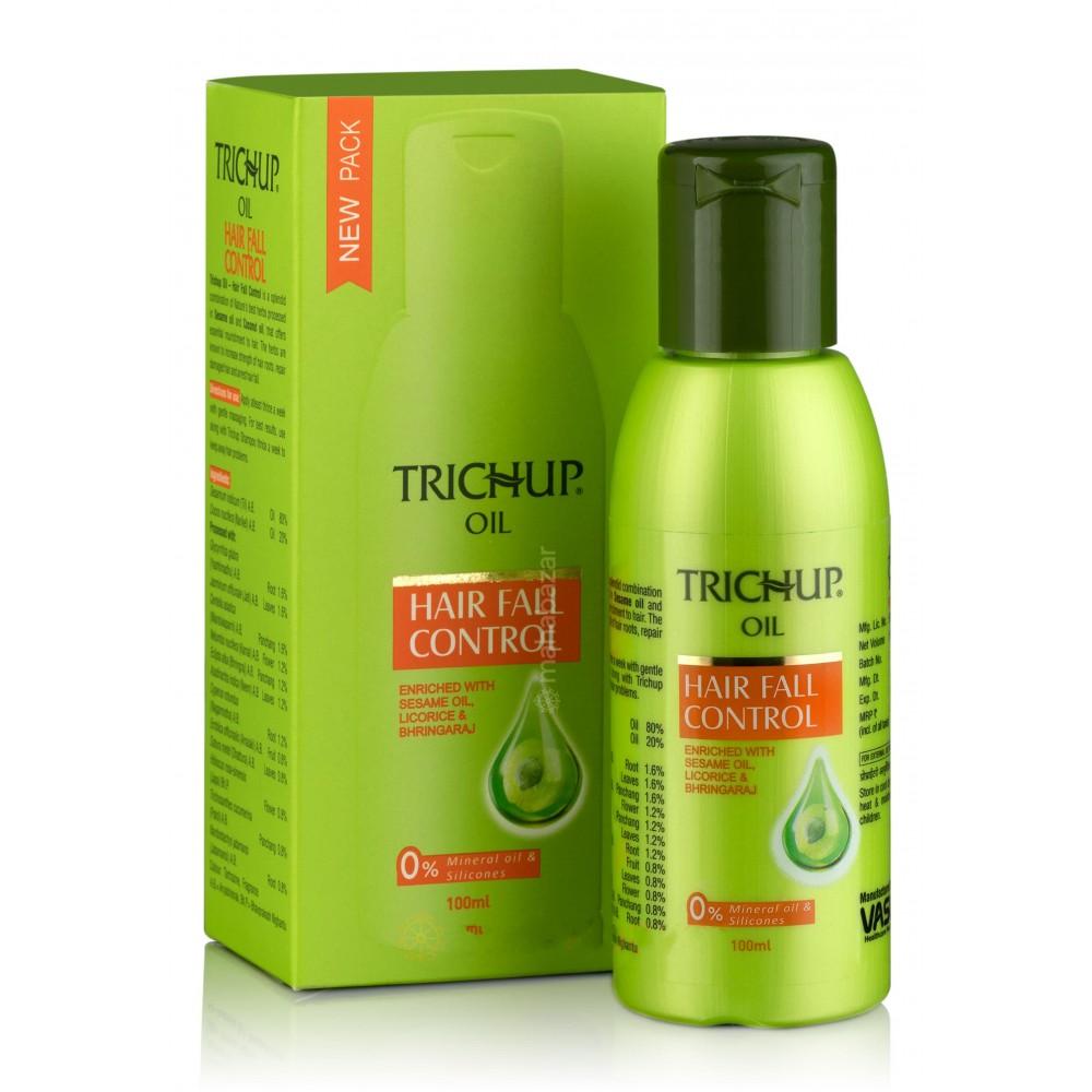 Масло Тричуп 100 мл,против выпадения волос, Trichup Hair Fall Control Oil