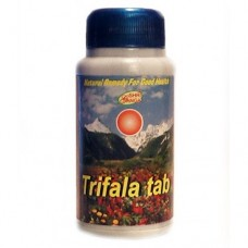 Трифала таблетки Trifala tab Shri Ganga 100 таб.