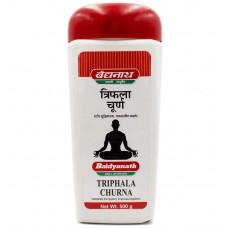 Трифала чурна Бадьянатх Triphala Churna Baidyanath 500 гр