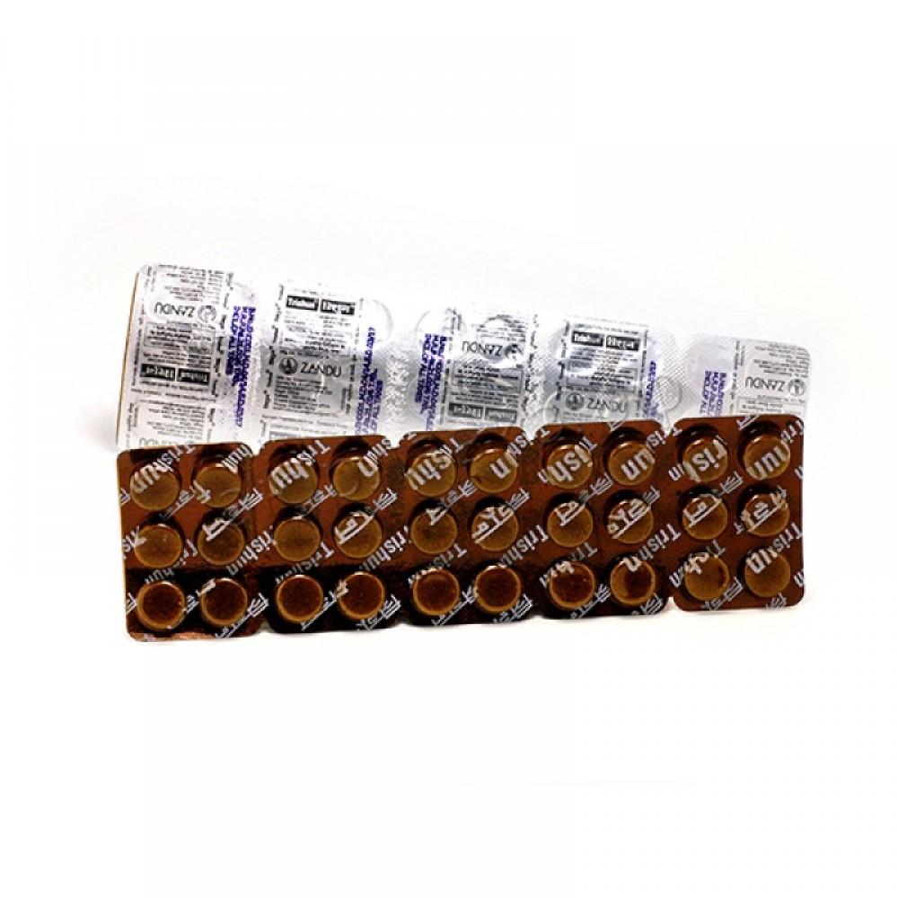 Тришун 30 таб *популярное и эффективное средство от простуды*Trishun Zandu