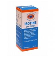 Аюрведические глазные Капли Айсотин 10 мл. - Isotine eye drop