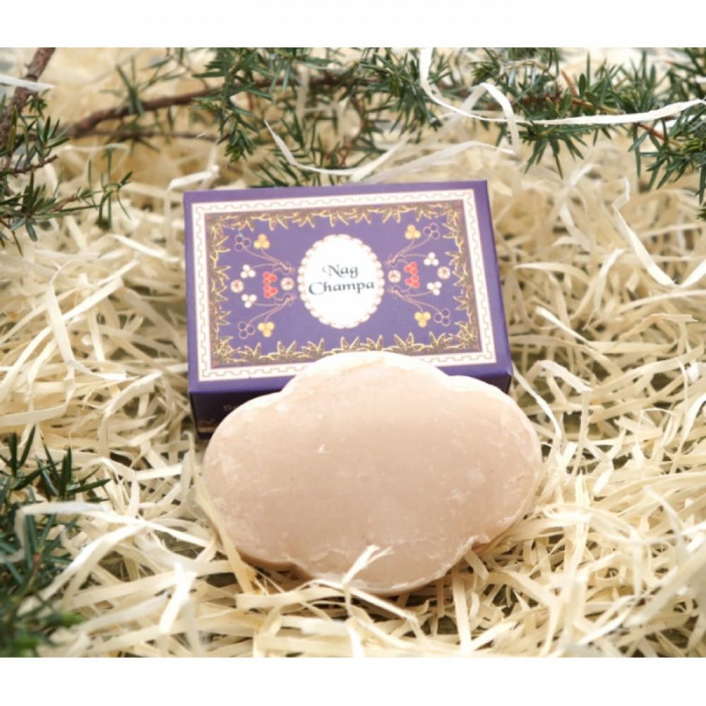Аюрведическое мыло Наг Чампа Madhuban Nag Chmpa 75 грамм