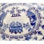 Чайник - заварник 'Тибет' фаянс №12 900 мл