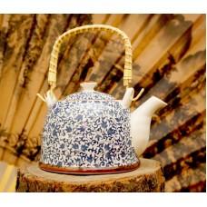 Чайник - заварник 'Тибет' фаянс №15 900 мл