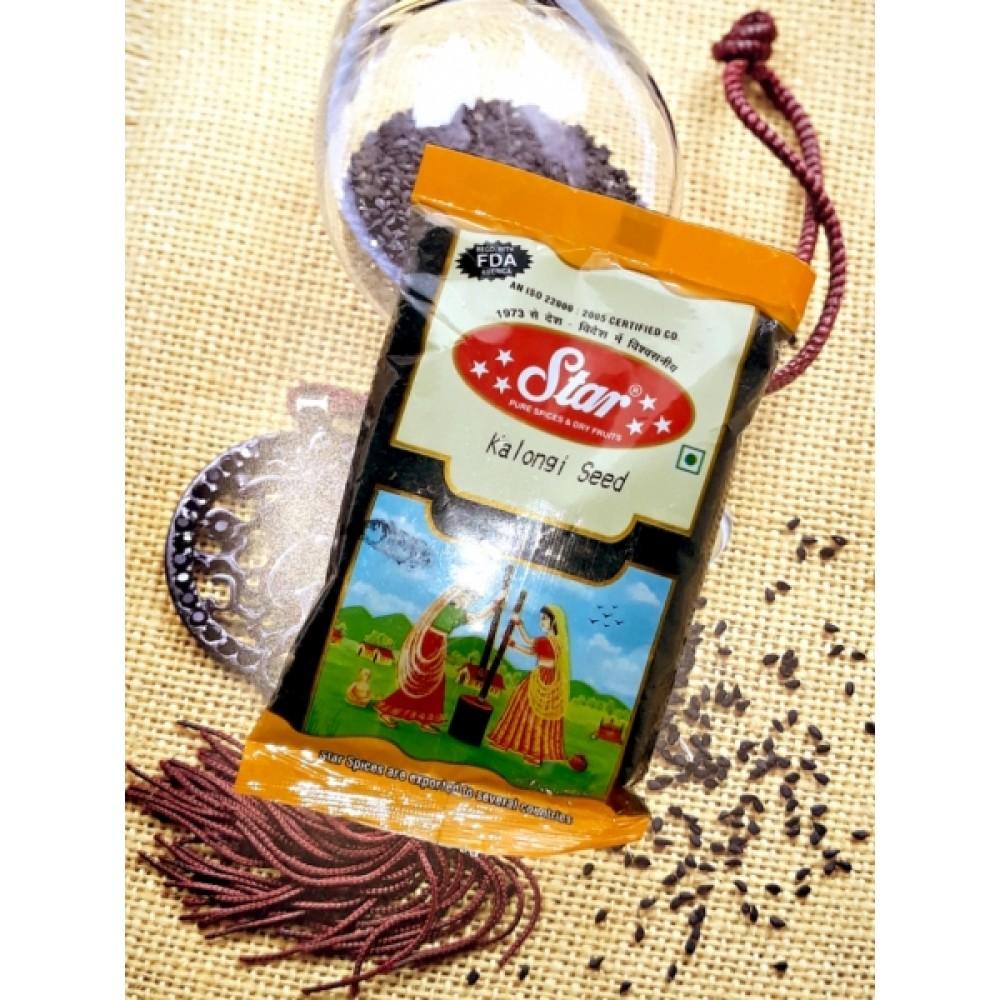 Калинджи, Чернушка, Нигелла Kalongi Seed 100 грамм