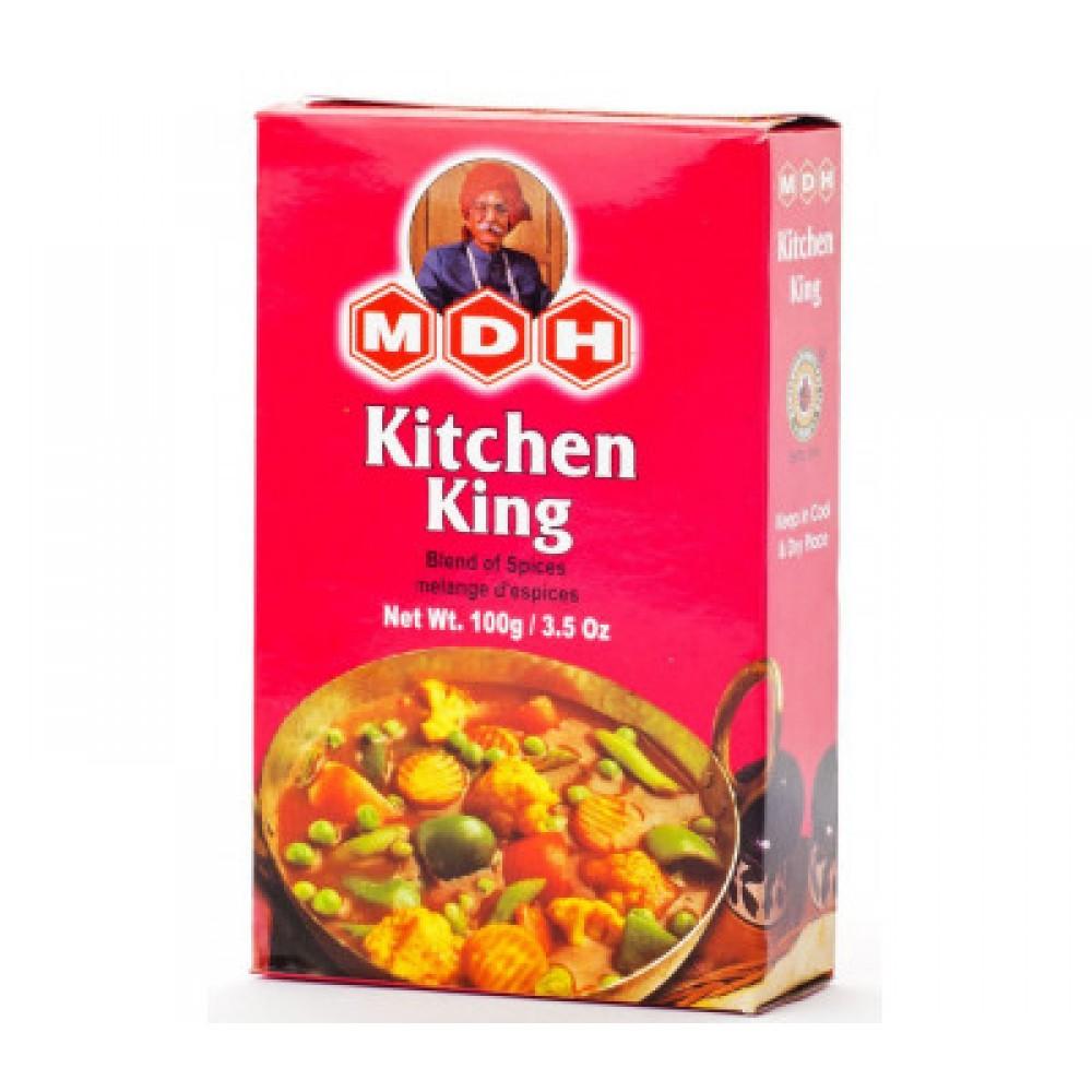 Король кухни Китчен Кинг Масала Kitchen King M.D.H. 100 грамм